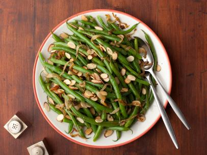 Green Beans & Onions