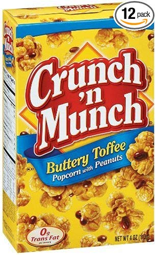 Munch & Crunch Cereal Snack