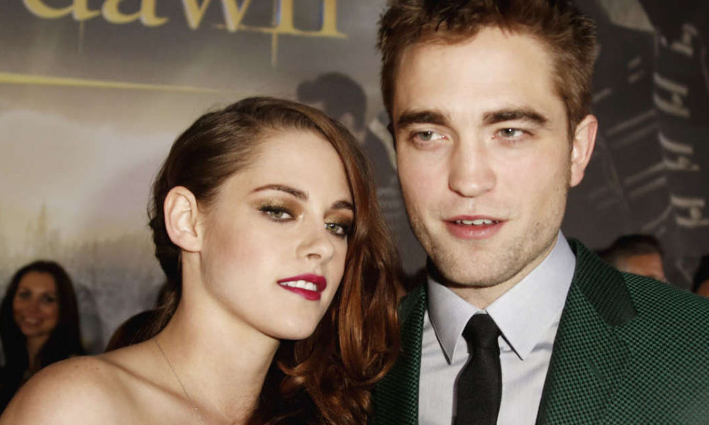 Why did Kristen Stewart and Robert Pattinson break up?