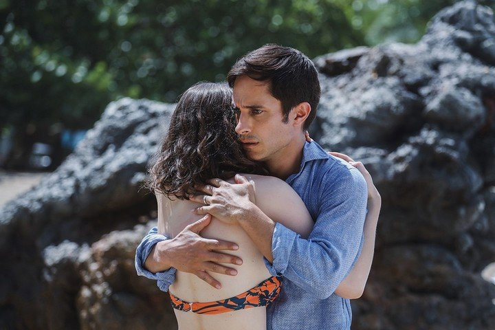 How is Viejos, with Gael García Bernal: Other than the beautiful island