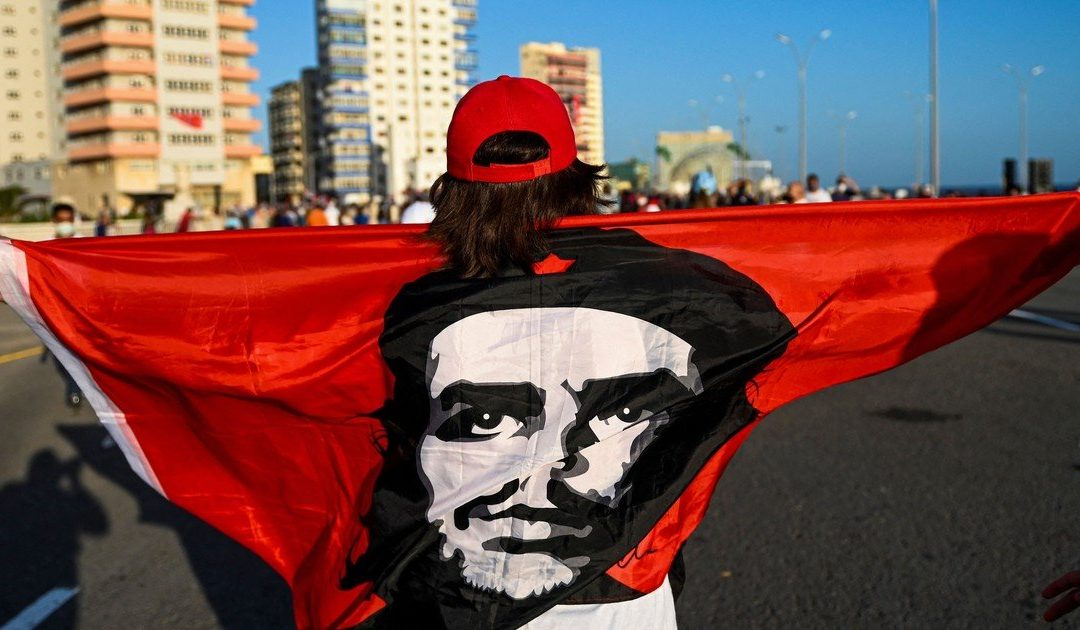 """Spain: they get the name of """"Che"""" Guevara from a street and a park in Zaragoza"""
