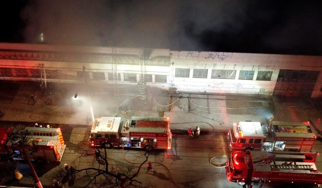 Why did the San Pablo Cinematheque catch fire? Political fight after another blow to the culture of Brazil